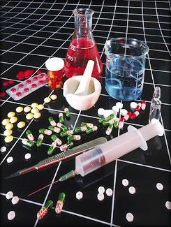 Гигиеническая и фармацевтическая продукция