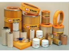 Утилизация загрязненных фильтров и бумаги