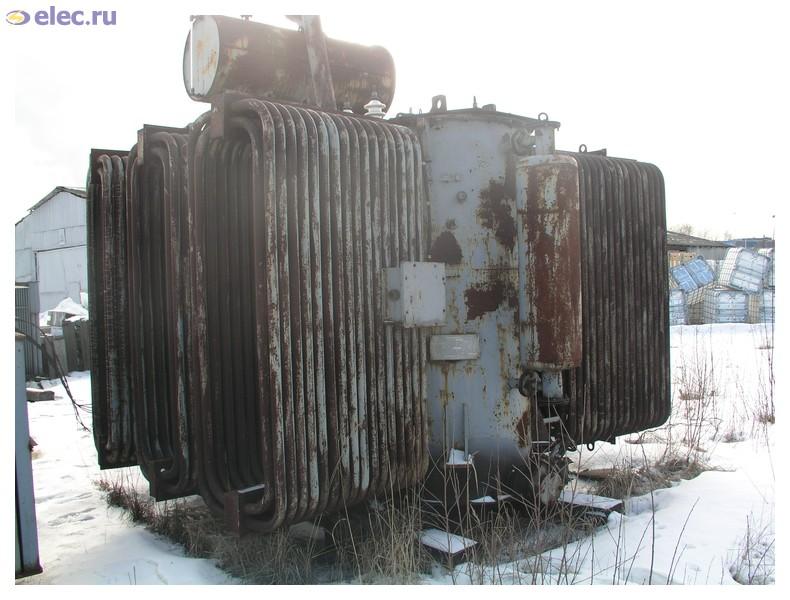 Отработанные трансформаторы