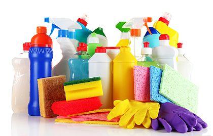 Утилизация чистящих средств