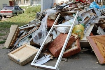 Крупногабаритные твердые бытовые отходы