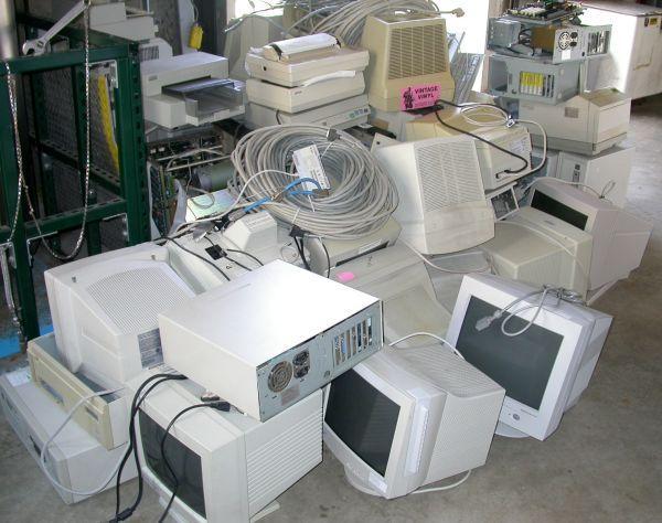 Утилизация комплектующих компьютерной техники