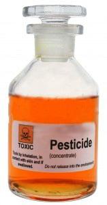 Утилизация отработанных пестицидов