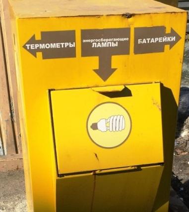 Сбор отходов