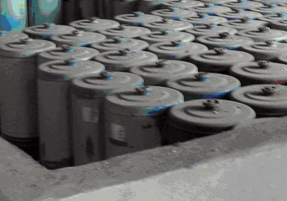 Хранение отходов